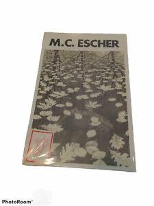 "M.C. ESCHER Selegiochi TRE MONDI THREE WORLDS 1000 Puzzle 19""x26"" Rare Art"