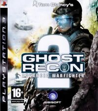 SONY PLAYSTATION 3 PS3 GHOST RECON 2 PAL ITALIANO COMPLETO