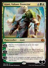 1x Ajani, Valiant Protector - Foil - Planeswalker Deck Exclusive NM-Mint, Englis