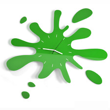 Modern Large Green Wall Clock Home Decoration Living Room Bedroom Kitchen