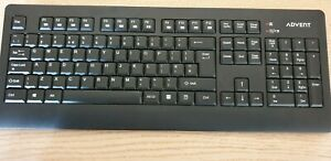 ADVENT Wireless Keyboard & Mouse Combo