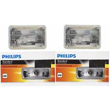 Philips Low Beam Headlight Light Bulb for Pontiac Grandville Grand LeMans jq