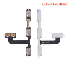 1Pc Volume button power switch on off button flex cable for Xiaomi Redmi NotPG