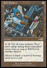 MTG Magic - (R) Nemesis - Kill Switch - SP