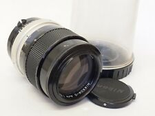 Nikon Nikkor-Q 135 mm F2.8 pre-AI Lente Con Estuche. St Nº u8783