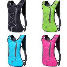 Cycling Backpack Breathable Ultralight Pouch Hiking Bicycle Rucksack Bike Bags