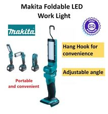 Makita 18V LED Work Light Cordless Hanging Torch Swivel Adjustable Workshop NEW
