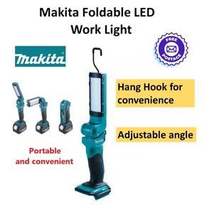 Makita 18V LED Work Light Cordless Hanging Torch Swivel Adjustable Workshop NEW