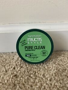Garnier Fructis Style Pure Clean Finishing Paste 2 oz extra strong hold #3