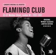 FLAMINGO CLUB Various NEW & SEALED NORTHERN SOUL MOD R&B  LP VINYL (OUTTA SIGHT)