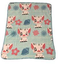 "Moana Pua Pig Blanket 50"" x 40"""
