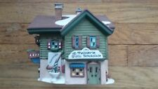 Alpine Village Series - Sport Laden - Dept. 56 Heritage Village Coll.