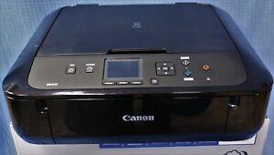Canon PIXMA MG5750 All-in-One Wireless Inkjet Printer - Black ***NO INKS***