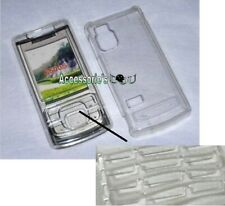 Crystal Hard Case For Nokia Mobile Phone & Keypad Protection