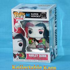 Batman - Harley Quinn with Bomb Holiday Pop! Vinyl Figure (RS) #299