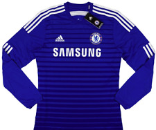 Chelsea 2014-15 Player Issue L/Sleeved Home Jersey (XL) *BRAND NEW W/TAGS*