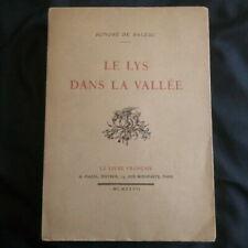 Livres anciens et de collection en vélin honoré de balzac