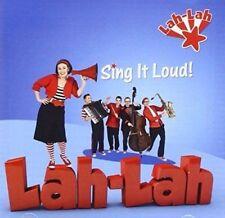 Lah-Lah - Sing It Loud! [New & Sealed] CD