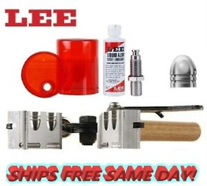 Lee 2 Cav Mold for 450 Dia 200 Grain & Sizing and Lube Kit! 90382+90061