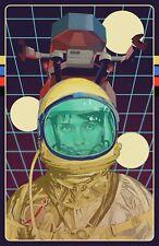 "Original LEGO Art 6848 Strategic Pursuer Futuron Classic Space 11""x17"" Poster"