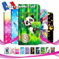 Etui coque housse cuir XXL COLORS PU Leather Wallet case cover XIAOMI Collection