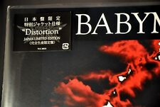 "BABYMETAL Distortion Orig. 2018 JAPAN 12"" VINYL Record TFJC-38033 NEW Import"