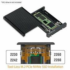 Icy Dock 234838 Ac Mb705m2p-b Nvme M.2 Ssd To 2.5 Nvme U.2 Ssd Converter Adapter