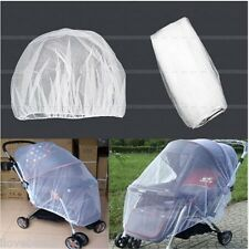 Hot Stroller Pushchair Mosquito Fly Insect Net Mesh Cover Buggy FOR Baby Infant