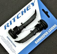 Ritchey BarKeeper Tire Lever Road Bike Drop Bar End Plugs - Set of 2 Levers