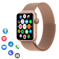 2019 SmartWatch Women Men Bluetooth Call Answer Watch Heart Rate For Android iOS