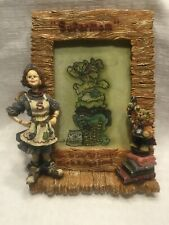Boyd's Bears The Folkstone Collection Domestica ~ Supermom Picture Frame
