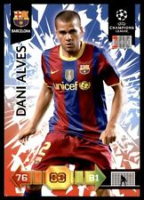 Panini Adrenalyn XL Champions League 2010/2011 FC Barcelona Dani Alves