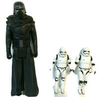 Star Wars 2 FIRST ORDER STORM TROOPERS 12 Inch Kylo Ren Action Figure 2017