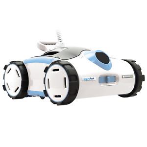 Aquabot ABREEZSE Breeze SE Hyper-Speed Scrubbing Robotic Pool Vacuum Cleaner
