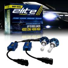9005 HB3 with Authentic Philips LED Headlight Bulb Conversion Kit Hi Power 6000K