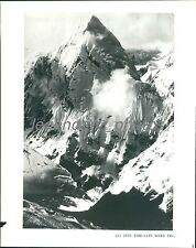 1975 Mt. Pumori in The Himalayas Original News Service Photo