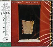 EGBERTO GISMONTI-DANCA DAS CABECAS-JAPAN SHM-CD C94