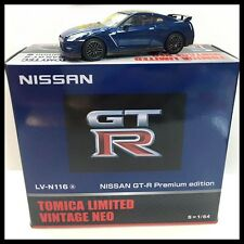 Tomica Limited Vintage NEO LV-N116a NISSAN GT-R R35 Premium Edition 1/64 TOMYTEC