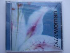 Various Artists - Pure Woman. CD Album. (L10)