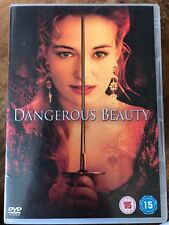 DANGEROUS BEAUTY ~ 1998 Margaret Rosenthal Honest Courtesan Costume Drama UK DVD