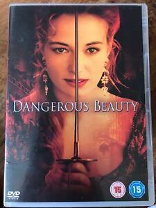 Dangerous Beauty DVD 1998 Margaret Rosenthal Honest Courtesan Costume Drama