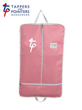 Tappers and Pointers Costume Carrier Garment Bag Dance Gymnastics 3 Colours Pink