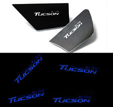 Blue LED Inside Door Catch Black Metal 4p For 16 Hyundai Tucson : ALL NEW TUCSON