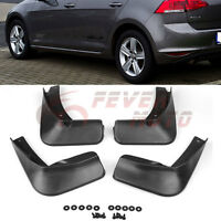 Mud Splash Guard Fender Mudguard Fit For VW Golf MK7 Hatchback 2015 2016 2017 FM