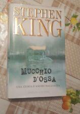 STEPHEN KING - MUCCHIO D'OSSA prima edizione