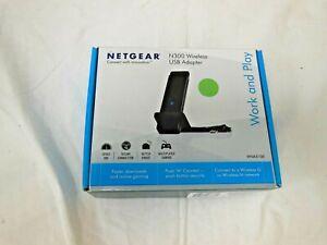 NETGEAR N300 WIRELESS USB ADAPTER