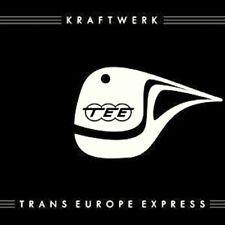 KRAFTWERK Trans Europe Express - LP / Vinyl - Remastered / Reissue