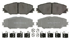 Advance QC1211 Disc Brake Pad - ThermoQuiet, Front