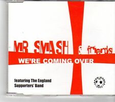 (FM49) Mr Smash And Friends, We're Coming Over - 2002 CD