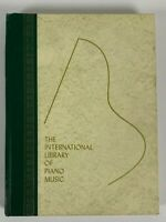 The International Library of Piano Music Hardcover Book Volume 8, 1970